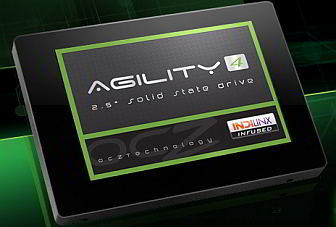 SATA 6Gbps OCZ Agility 4 SSDs launched in India, starting from Rs. 6,450