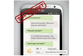 HTC confirms it's not working on Siri rival