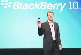 RIM announces quarter loss and delay of first BB10 phone, again